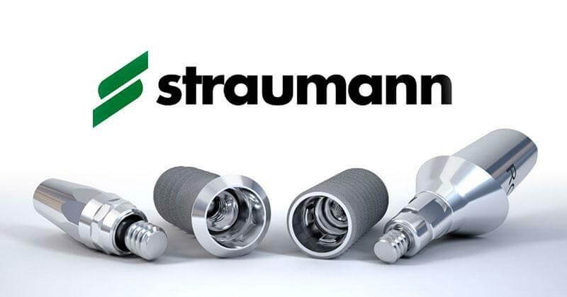 импланты STRAUMANN в Минске