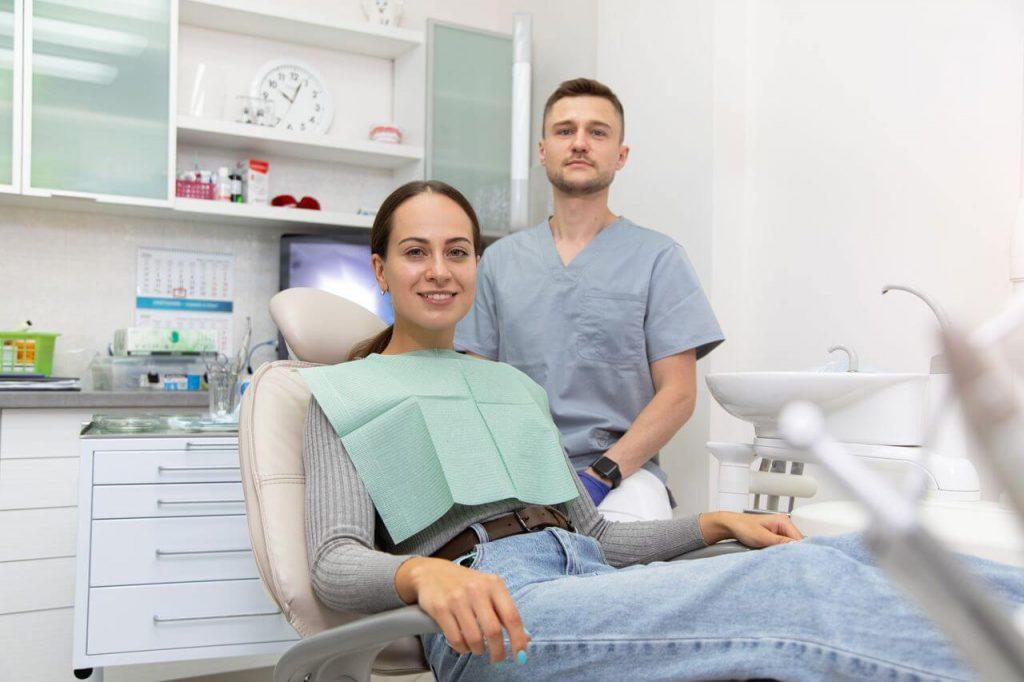 приём стоматолога в Минске