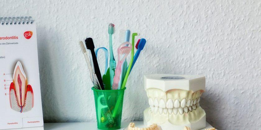 профессиональная чистка зубов минск